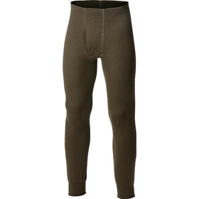 Woolpower 200 Long Johns with Fly Herre pine green